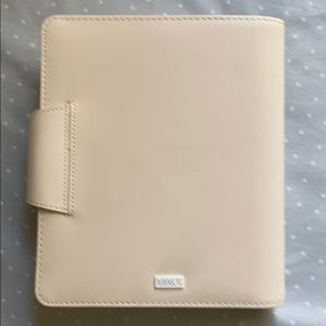 kikki.K Office - Kikki K B6 Personal  Classic Nude Leather Planner